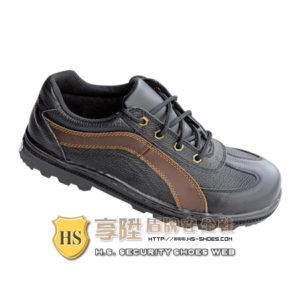 HS盾牌 休閒型安全鞋(342)bl
