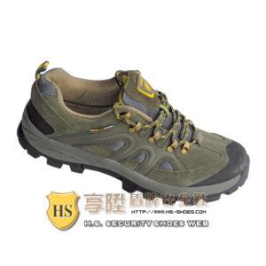 HS盾牌 登山型安全鞋(355)