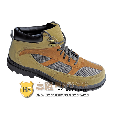 HS盾牌 高統型安全鞋(906)