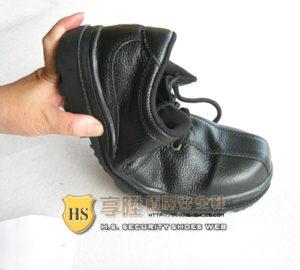 hs盾牌 鋼頭鞋.工作鞋可彎曲柔軟度
